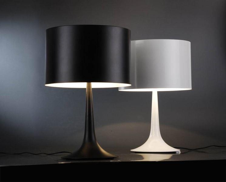 Luci moderne lampade for Lampade per comodini moderne