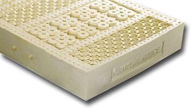 Esistono materassi in lattice naturale di tutti i tipi e di tutti i costi