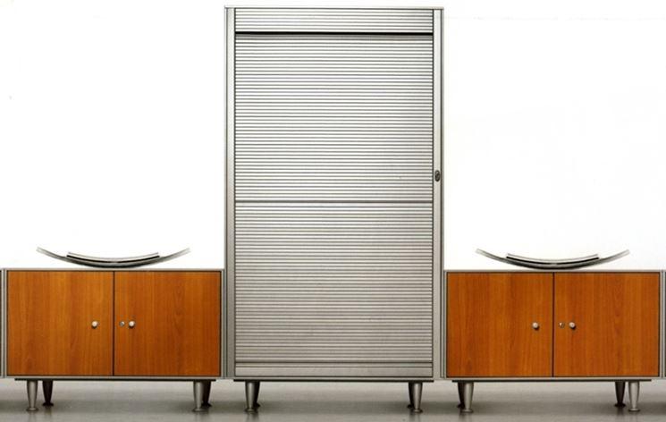 armadietti portadocumenti per ufficio mobili