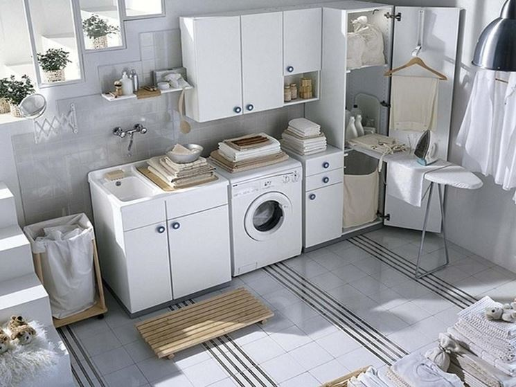 arredamento per lavanderia