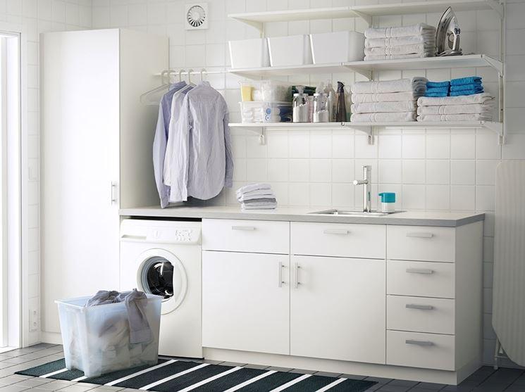 Arredo lavanderia mobili come arredare lavanderia - Ikea lavanderia mobili ...