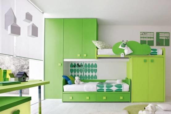 camerette per bambini - mobili - Arredamento Per Bambini