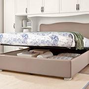 esempio di letto con contenitore matrimoniale