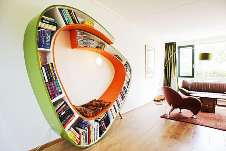 libreria design moderna