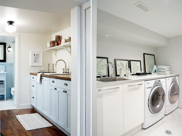 Mobile lavatrice mobili idee e consigli per il mobile lavatrice - Ikea mobili per lavanderia ...