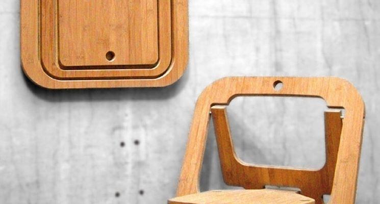 sedie salvaspazio