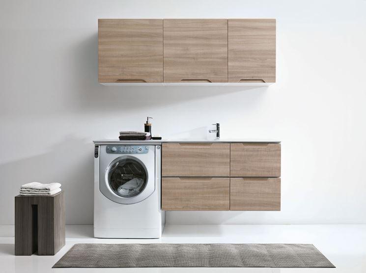Mobile lavanderia Flexia