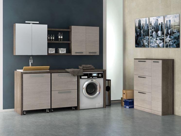 mobili per lavanderia