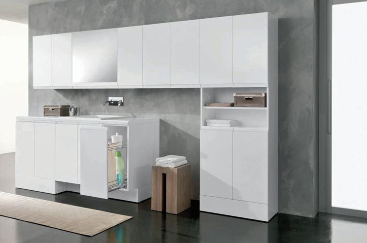 Mobili per lavanderia - Mobili - Arredare con i mobili lavanderia