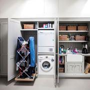 Arredo stanza lavanderia
