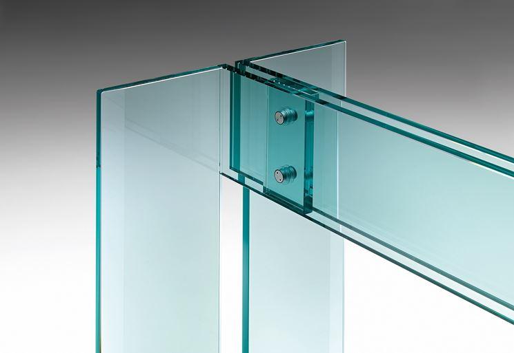 mobili trasparenti cucina