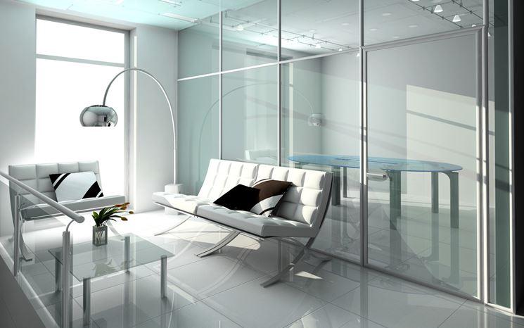 sala d'attesa moderna