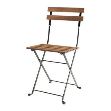 Modelli e stili disponibili per le sedie pieghevoli