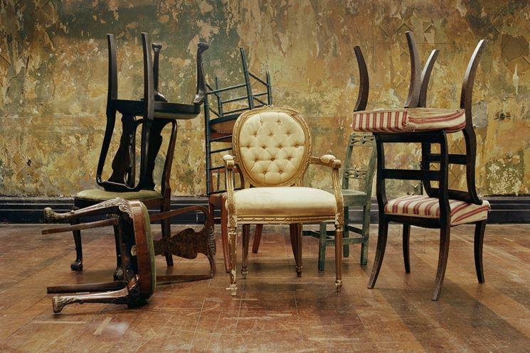 Sedie vintage per la casa mobili sedie per la casa for Arredamento per la casa