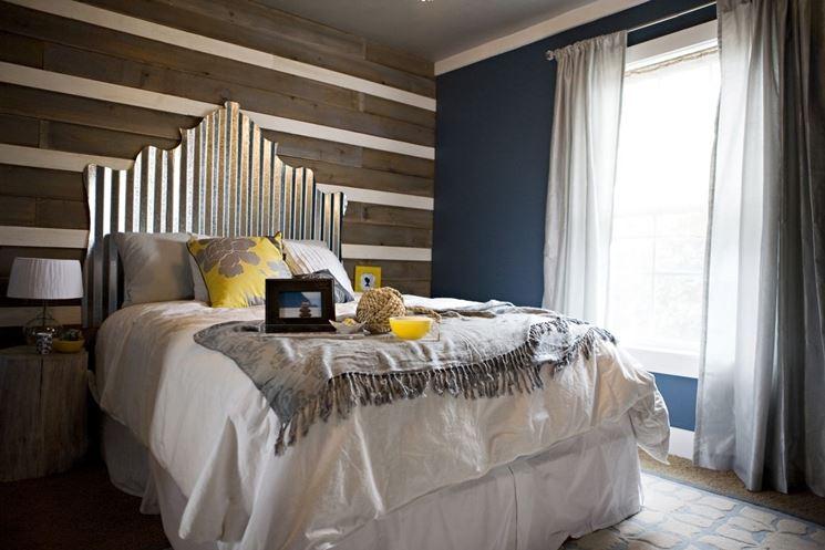 Testiera Per Letto Singolo : Testata per letto. cheap testata per letto in legno da cm k testata