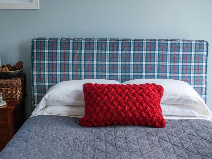 Testiera letto mobili caratteristiche della testiera letto - Copritestata letto ...