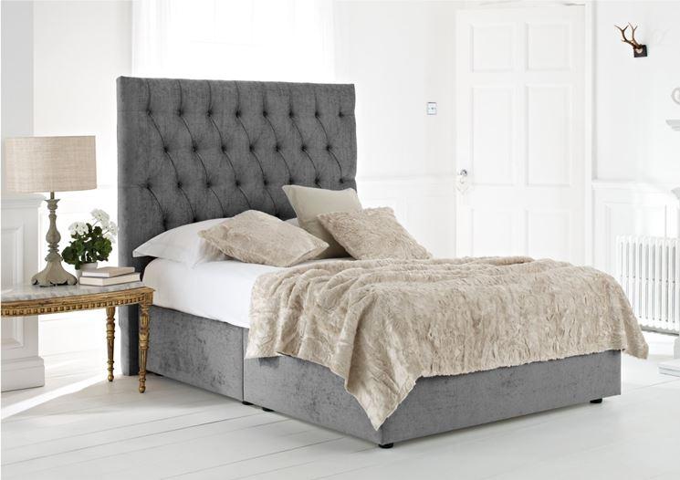 Testiera letto mobili caratteristiche della testiera letto - Testiera letto fai da te imbottita ...