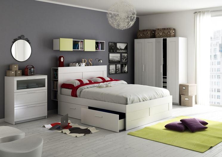 Testiera letto mobili caratteristiche della testiera letto - Ikea testiere letto ...