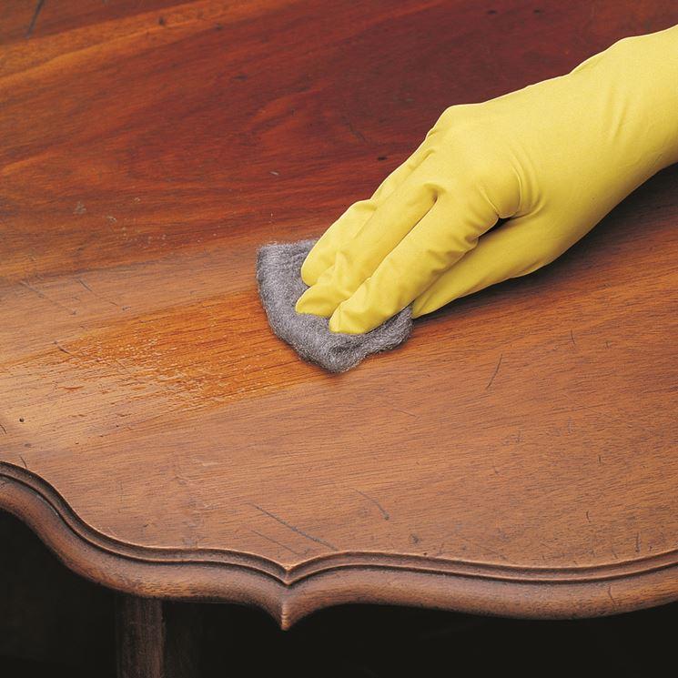 Lucidare il legno restauro consigli per la lucidatura for Dischi di legno