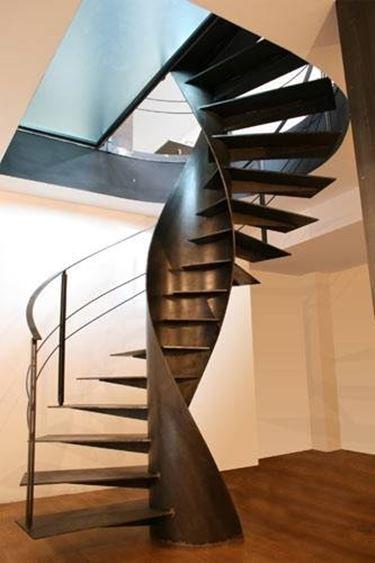 Personalizzazione delle scale a chiocciola