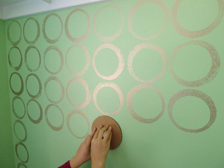 Molto Varie tecniche di pittura - Restauro - Come realizzare varie  ZK86