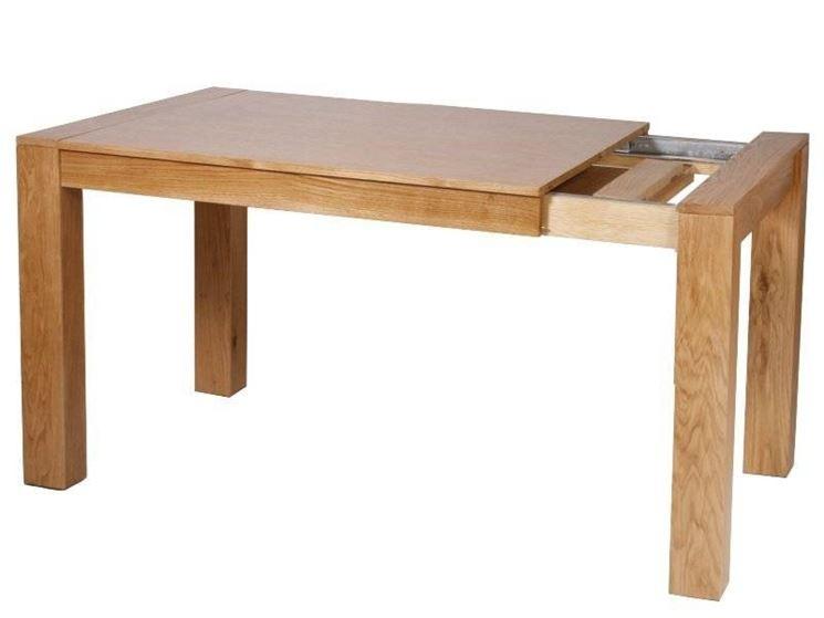 Tavoli allungabili tavoli for Tavoli allungabili moderni