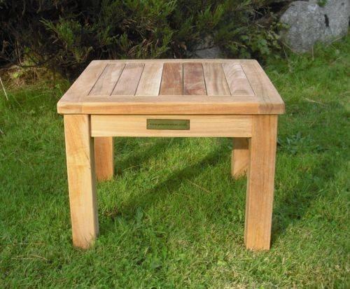 Tavoli da giardino in legno for Grancasa arredo giardino