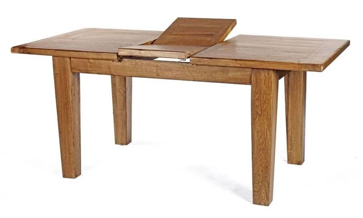 Tavolo estensibile tavoli for Tavoli estensibili