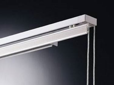 Binari Per Tende A Soffitto : Binari per tende a pannello tende