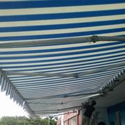 tende da sole in pvc