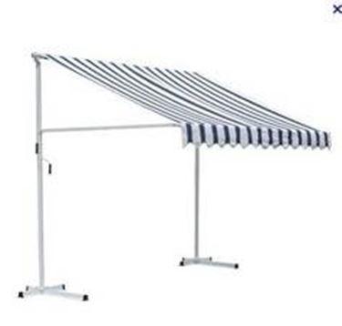 realizzare una tenda da sole in pvc