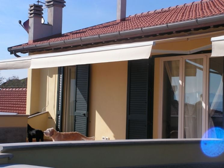 Tende terrazzo - Tende - Modelli di tende per il terrazzo