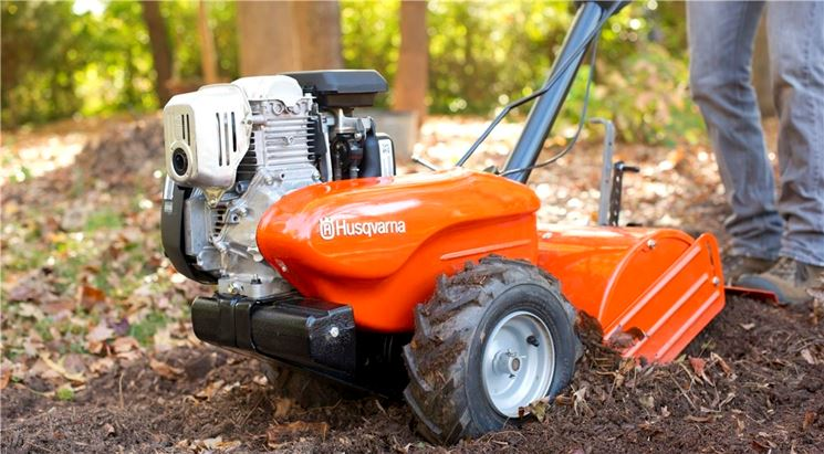 motozappa per giardinaggio