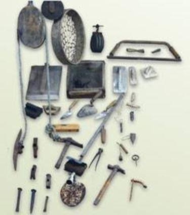L'equipaggiamento del muratore