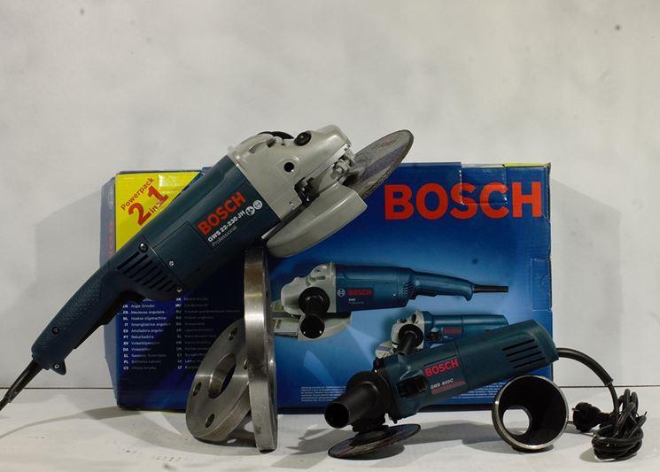 Smerigliatrice Bosch GWS 24-230