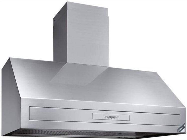 Cappa acciaio inox componenti cucina - Cappa cucina acciaio ...