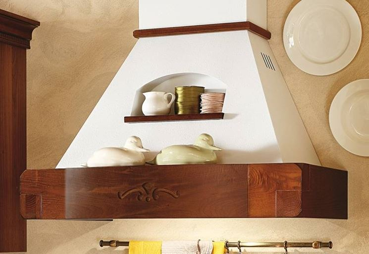 Cappe aspiranti cucina componenti cucina - Costruire cappa cucina ...