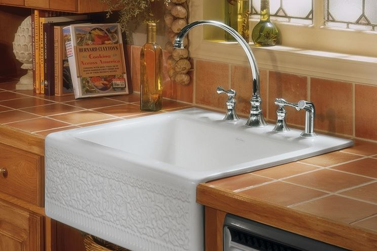 Dimensioni lavelli - Componenti cucina - Conoscere le dimensioni dei ...