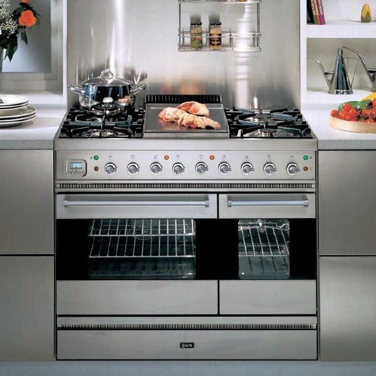 Piano cottura forno - Componenti cucina