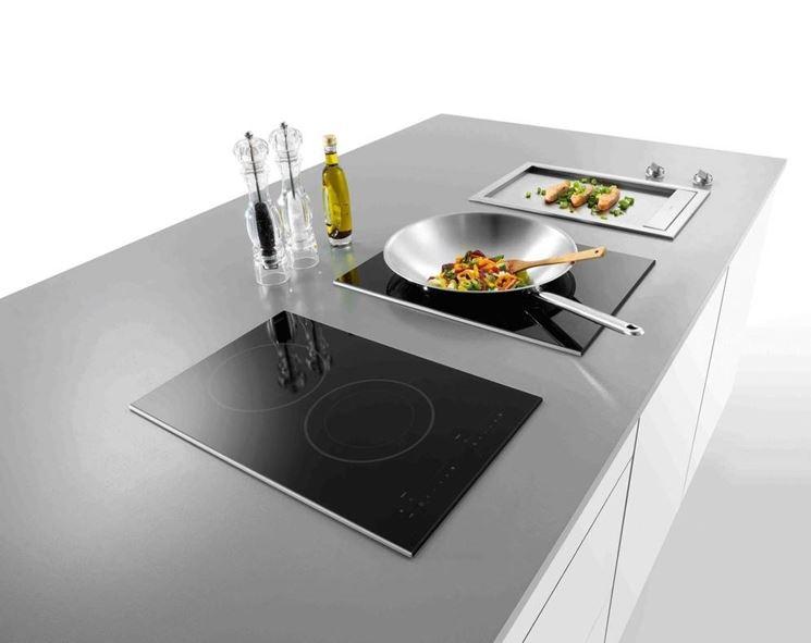 piano cottura induzione - componenti cucina - Induzione Cucina