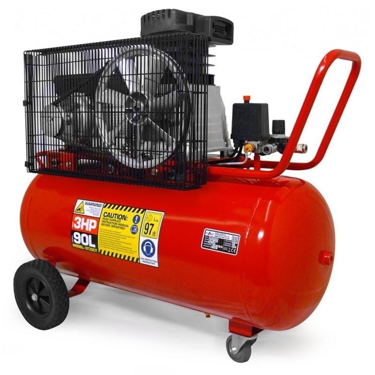 Foto compressore ad aria