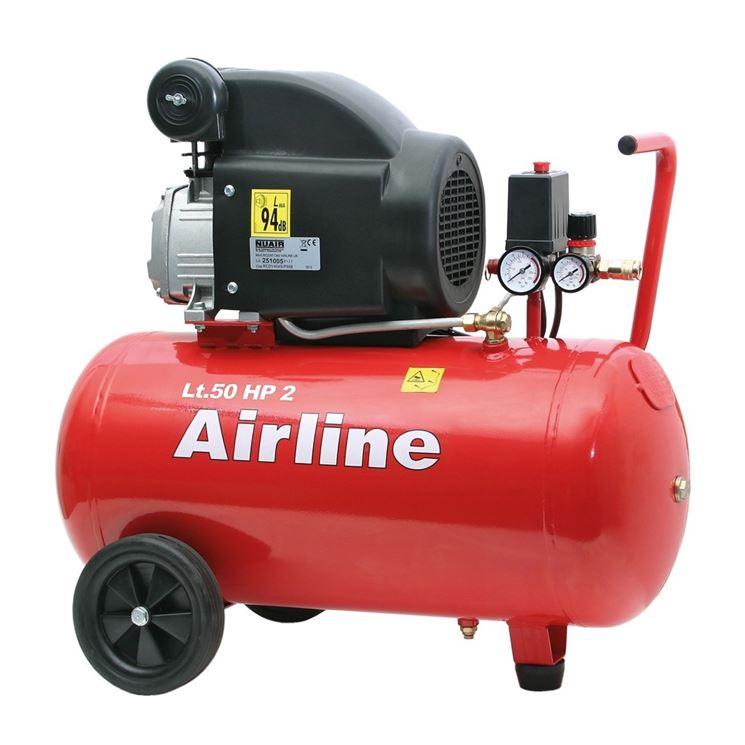 Il Compressore 50 litri Airline