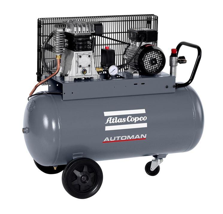 compressore lubrificato a pistoni