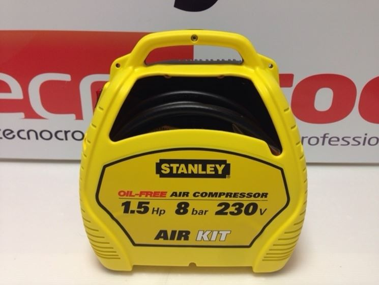 kit per compressore stanley