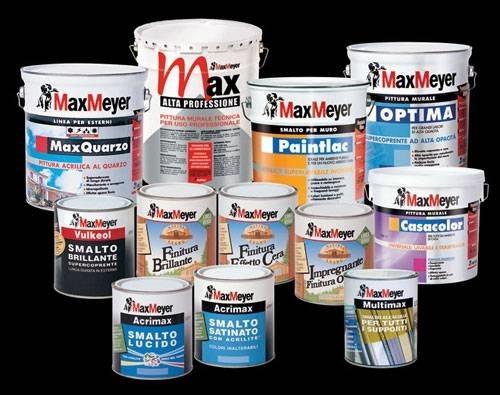 Colori Per Esterni Max Meyer : Max meyer marche
