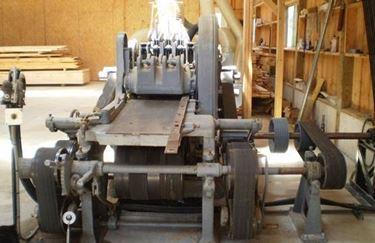 Classificazione delle fresatrici per legno