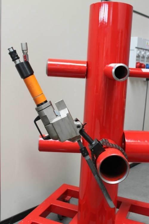 Tagliatubi utensili elettrici for Diversi tipi di tubo di rame