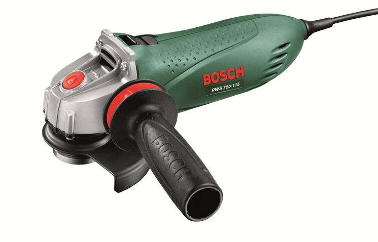 Smerigliatrice Bosch