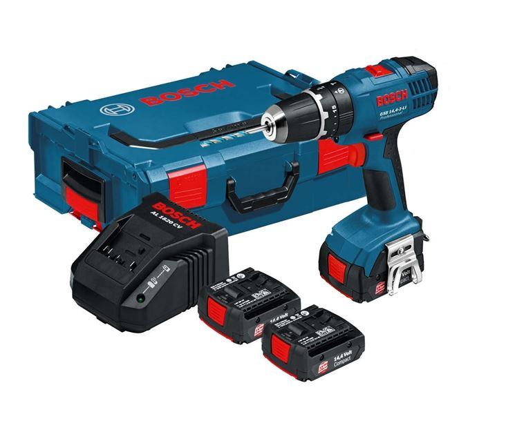 Trapano Bosch a batteria da 14,4 V