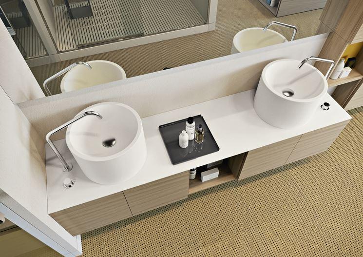 corian bagno